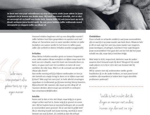 Ik weet iets goeds van jou – Artikel relatietherapeut Jan van Eck
