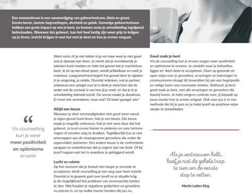 Weer inzicht in je leven – Artikel relatietherapeut Jan van Eck