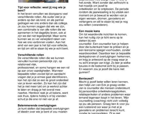 Ik kan niet zonder je – Artikel relatietherapeut Jan van Eck